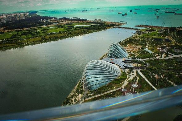 Taken in Marina Bay Sands, Singapore