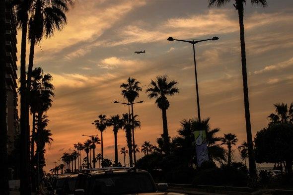 In Beirut, Lebanon