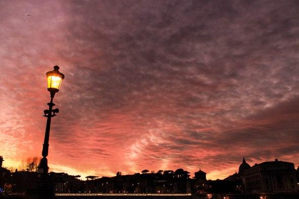 Taken in Rome, Italy