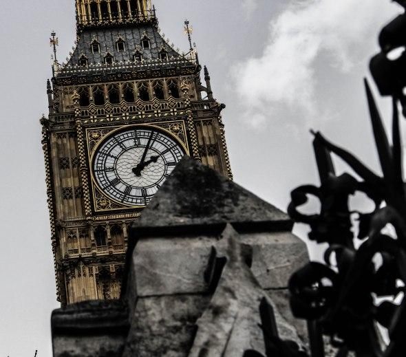 Taken in London
