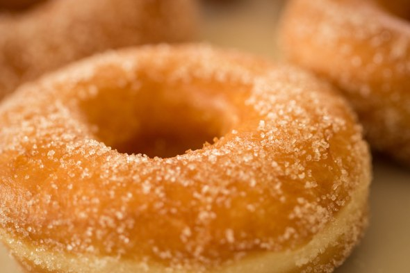 Baked donuts with http://bittersweet-baker.com/