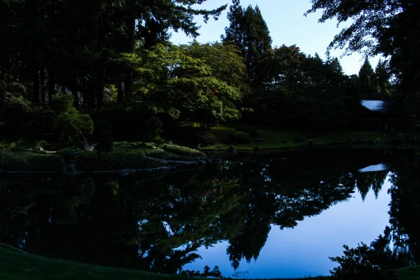 Taken in UBC, Vancouver, Canada