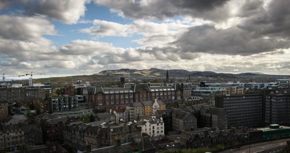Taken in Edinburgh, Scotland.